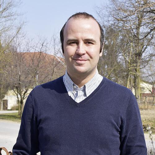 Daniel Wiesmayr zuständig für metaZELL Analyse