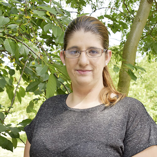 Tierarztassistentin Janina Haas
