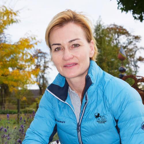 Tierärztin Dr. Sabine Täubel - Inhaberin der Tierarztpraxis